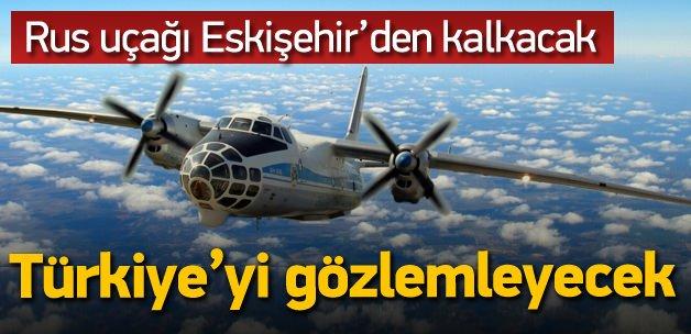 Ruslar 5 gün Türkiye'yi gözlemleyecek