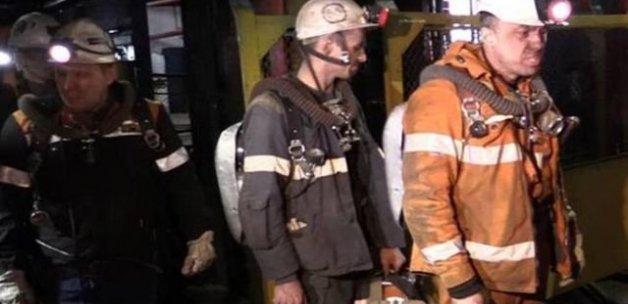Rusya'da maden faciası, 36 ölü