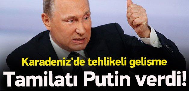 Rusya'dan Karadeniz'de 'tehlikeli' hamle