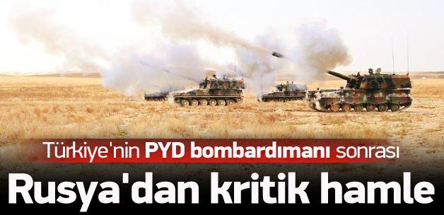 Rusya'dan kritik Türkiye hamlesi