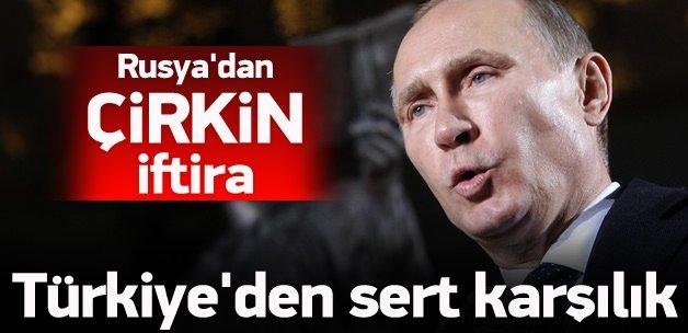 Rusya önce katliam yaptı, sonra iftira attı