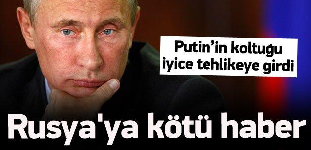 S&P'den Rusya'ya kötü haber