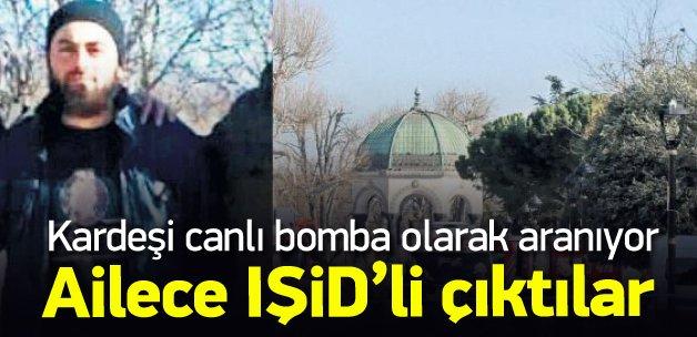 Sultanahmet bombacısı, ailece IŞİD'li!