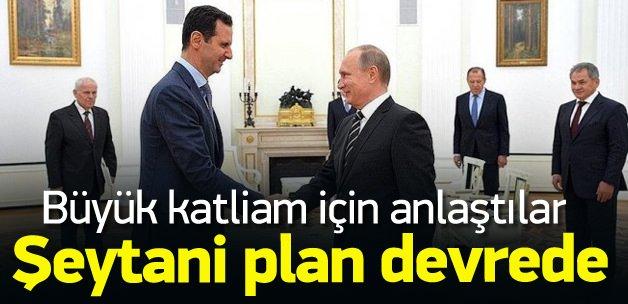 Suriye'de katliam kapıda
