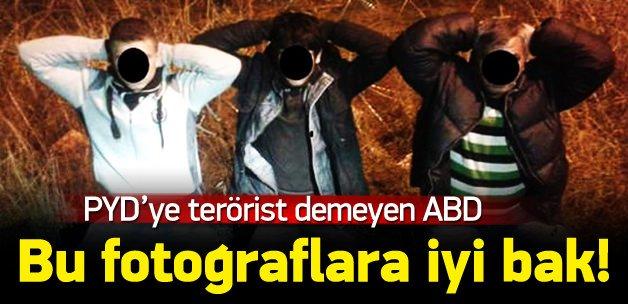 Suriye'ye geçmeye çalışan 3 PYD'li yakalandı