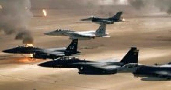 Suudi jetleri haftaya İncirlik'te