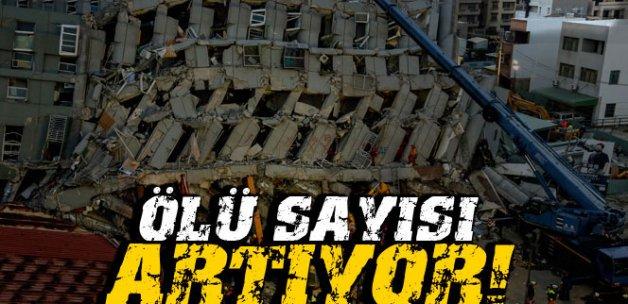 Tayvan depreminde ölü sayısı 114'e yükseldi