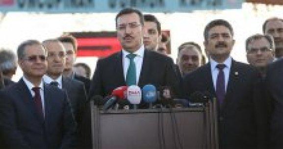 'Terör örgütlerinin baskı gayretlerine prim vermeyeceğiz'