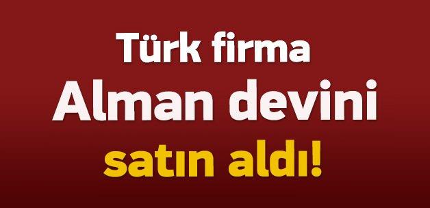 Türk firma Alman uçak üreticisini satın aldı