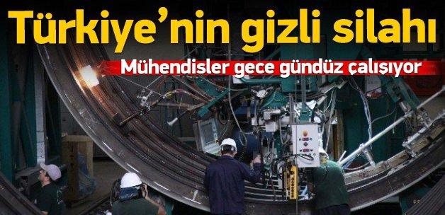 Türkiye'nin 'Piri Reis'i 62 ay sonra hazır!