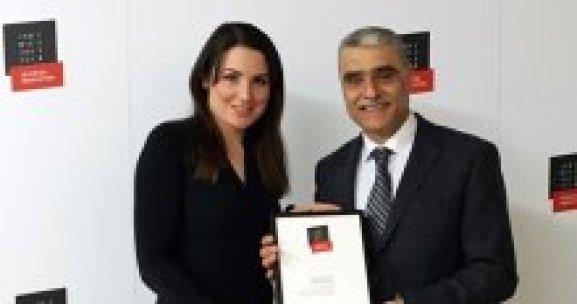 Türkiye'de İhlas Ev Aletleri Tarafından Üretilen Temizlik ve Sağlık Robotlarına Alman Tasarım Konseyi'nden Ödül