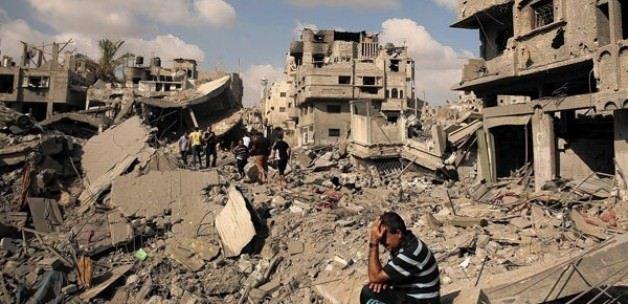 Türkler Gazze'ye talip oldu
