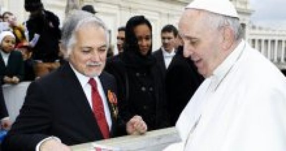 Vatikan ile Türkiye arasında ilk yakınlaşma