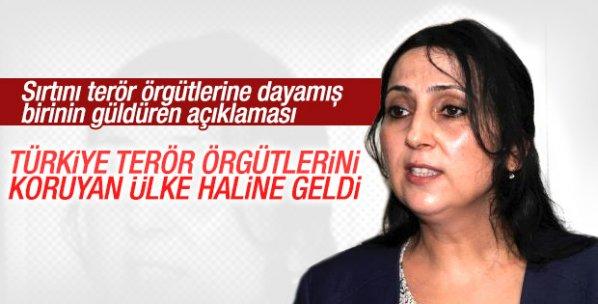 Yüksedağ: Türkiye terör örgütlerini koruyan bir ülke oldu