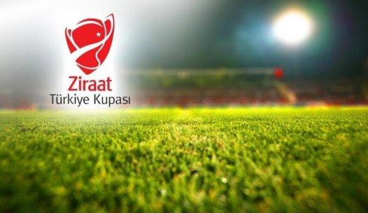 Ziraat Türkiye kupası'nda çeyrek final maçları