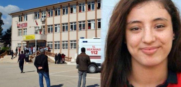 17 yaşındaki lise öğrencisi okulda öldü