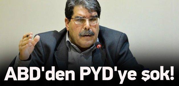 ABD'den PYD'ye şok
