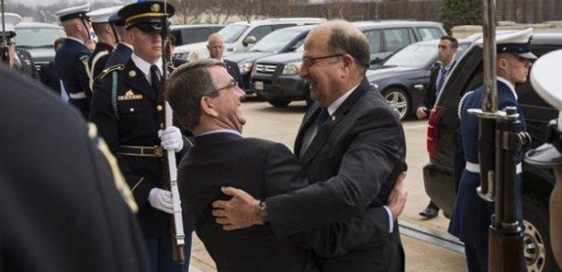 ABD ve İsrail savunma bakanları görüştü