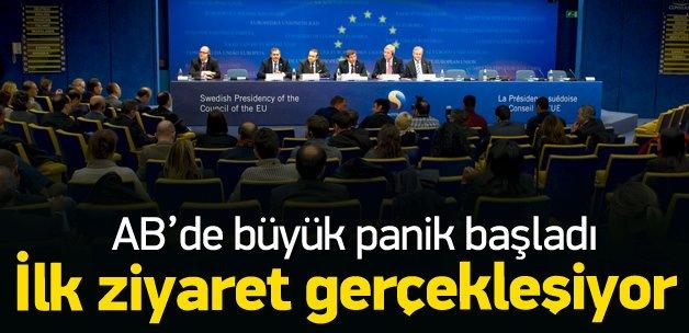 AB'de panik! Malta'dan Türkiye'ye ziyaret