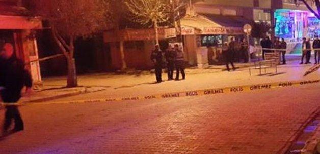 Adana'da silahlı saldırı, 1 ölü