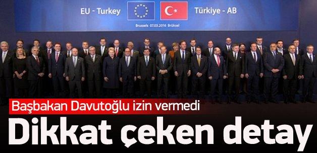 Aile fotoğrafında Türkiye hassasiyeti