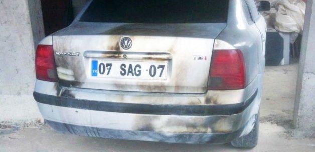 AK Partili başkana saldırı! Faciadan dönüldü