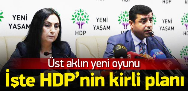 AK Partili Kocabıyık HDP'nin planını açıkladı