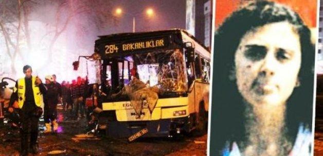 Ankara bombacısı eşbaşkan çıktı!