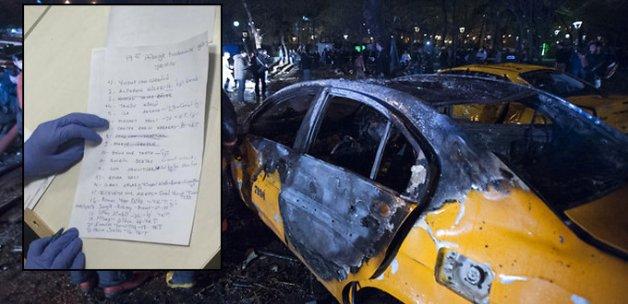 Ankara'daki Patlamanın Ardından En Acı Liste