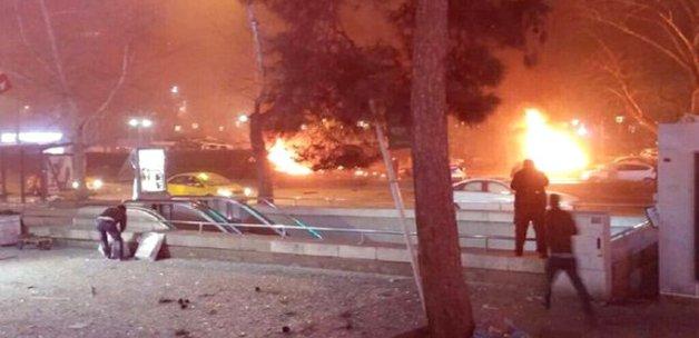 Ankara'daki Patlamanın Ardından Sosyal Medyadan İlk Tepkiler