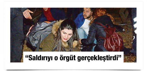 'Ankara'daki patlamayı o örgüt yaptı'