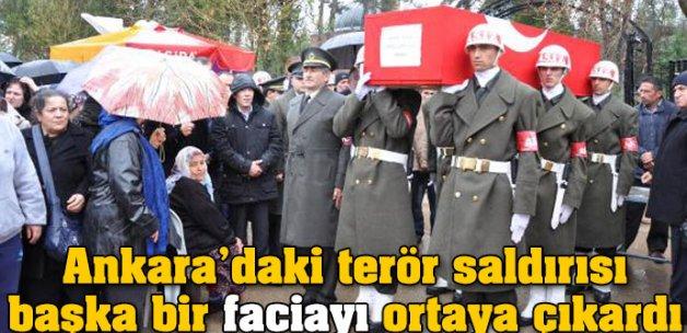 Ankara'daki terör saldırısı başka bir faciayı ortaya çıkardı