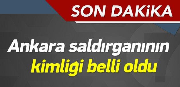 Ankara saldırganın kimliği belli oldu iddiası