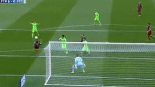 Arda Turan'dan röveşata golü!