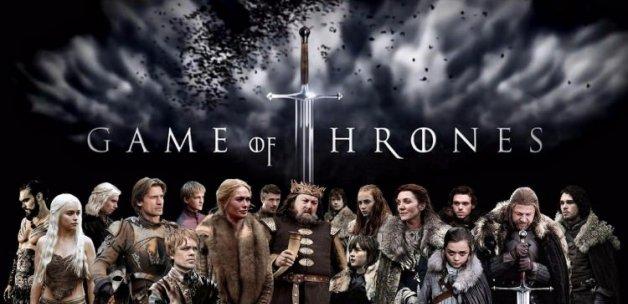 Askeri lisede Game Of Thrones 5 subayı yaktı!