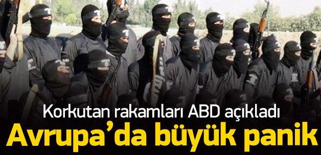 """""""Avrupa'da 2 bin DAEŞ savaşçısı var"""""""