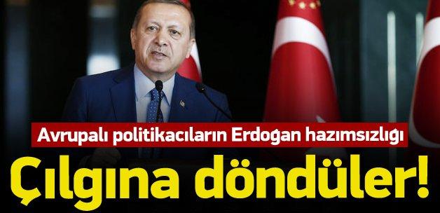 Avrupalılar çıldırdı! Anahtar Erdoğan'a verildi