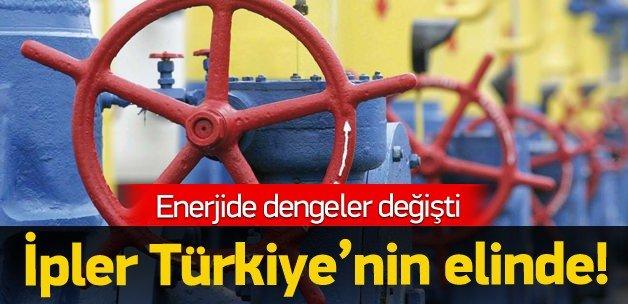 'Avrupa'nın gaz fiyatı Türkiye'de belirlenecek'