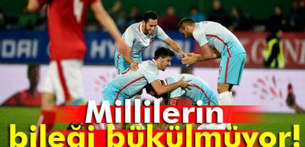 Avusturya 1 Türkiye 2