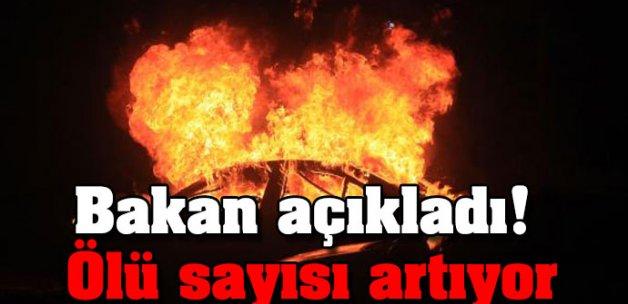 Bakan Müezzinoğlu, Ankara patlamasında can kaybı sayısını açıkladı