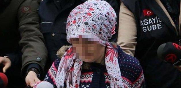 Beratcan'ın annesi sığınma evine yerleştirildi