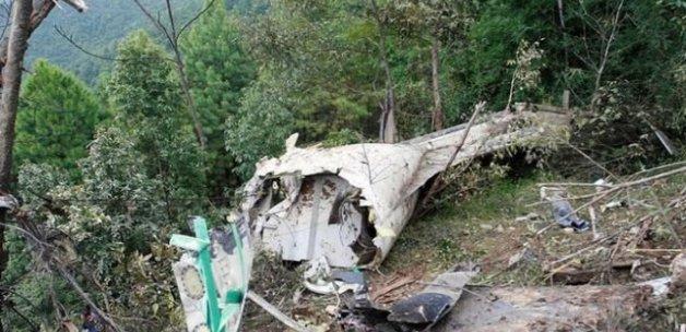 Brezilya'da uçak kazası