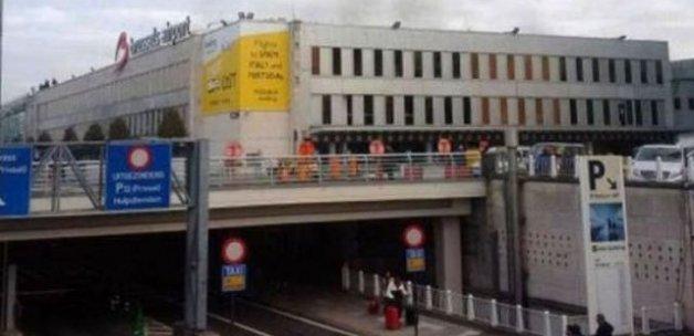 Brüksel'deki patlamada bir Türk yaralandı