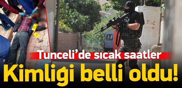 Çatışmada öldürülen terörist DHKP-C'li çıktı