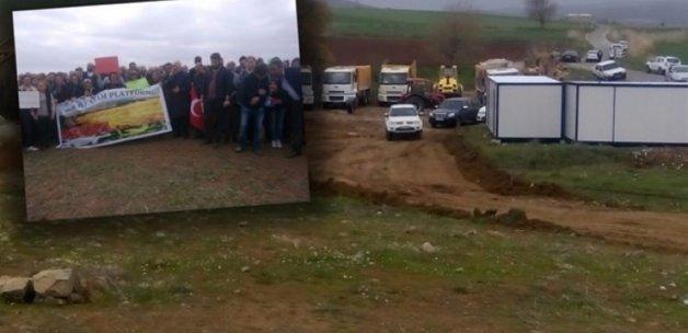 CHP ve HDP'den sığınmacı kentine engel!