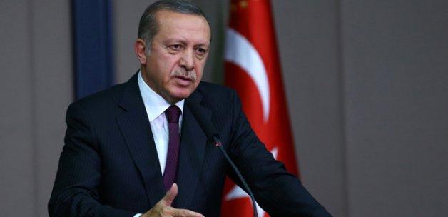 Cumhurbaşkanı Erdoğan'dan Ankara Saldırısıyla İlgili İlk Açıklama