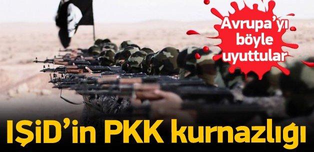 DAEŞ, Avrupa'ya PKK görünümüde sızıyor