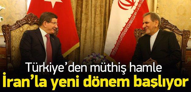 Davutoğlu'ndan İran'da önemli açıklamalar
