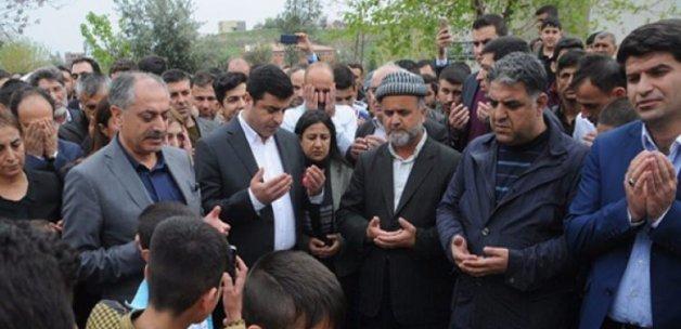 Demirtaş'tan Cizre'de terör vaazı