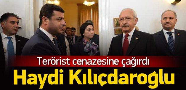 Demirtaş'tan Kılıçdaroğlu'na çağrı: Cizre'ye gel